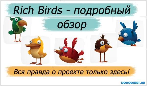как вывести деньги в игре rich birds