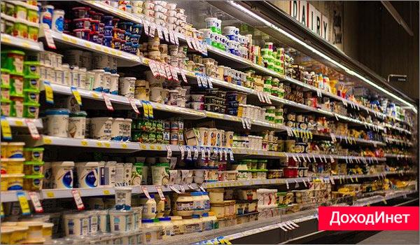 Как привлечь покупателей в магазин продуктов