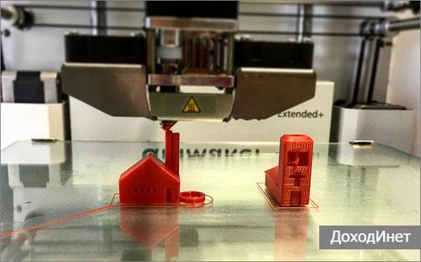 3D-печать игрушек
