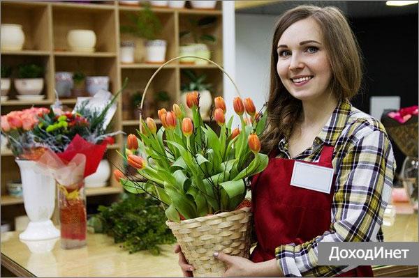 Дизайнер-флорист