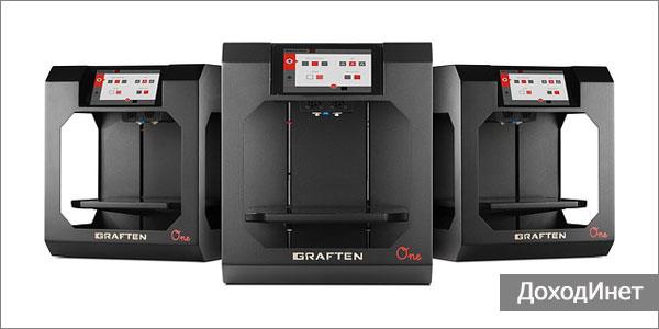 Какой 3Д-принтер выбрать для бизнеса