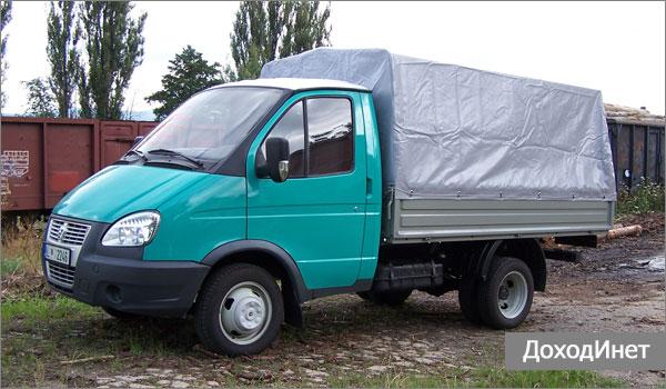 Выбор автомобиля для перевозки грузов