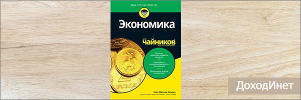 «Экономика для чайников» - Шон Масаки Флинн