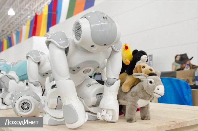 Специалист по робототехнике