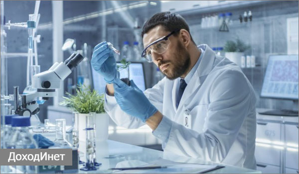 Агрохимик - интересная профессия