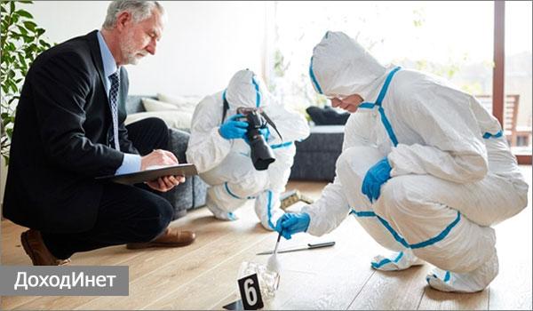Химик-криминалист - востребованная профессия с хорошей зарплатой